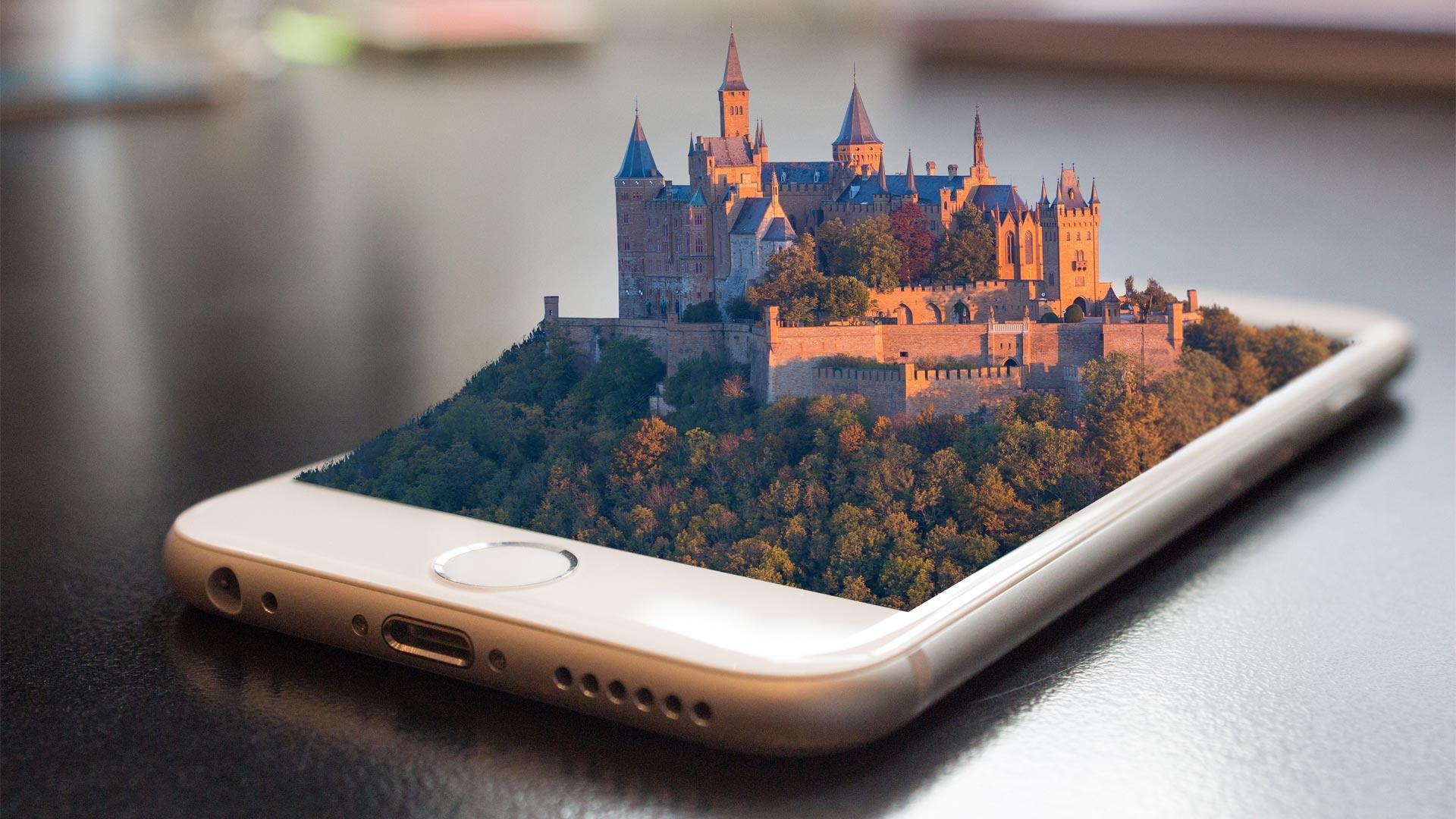 Castle phone