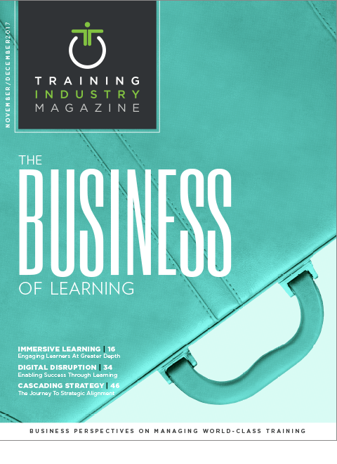 Business of Learning Cover