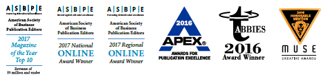 Training Industry Magazine has been recognized for excellence by multiple industry awards.